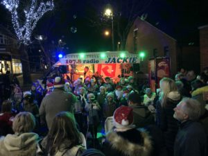 Worcester Park Christmas Event 2017